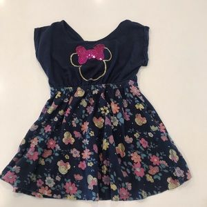 Disney Minnie Mouse girls dress